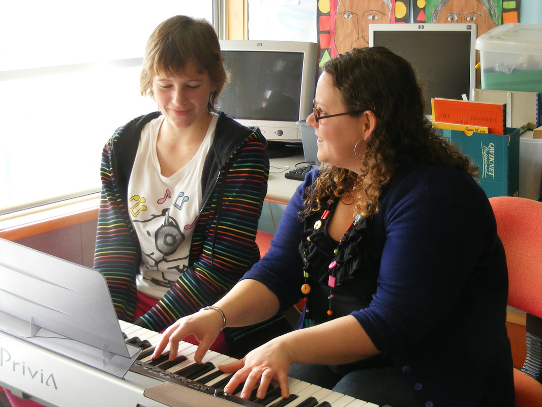 Music lessons-keyboard-piano-individual-group